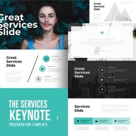 Service Keynote Template