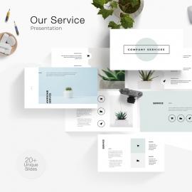 Service Powerpoint Presentation