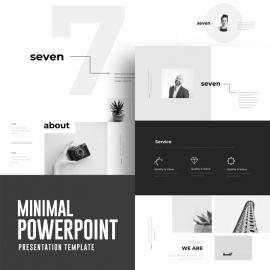Seven Powerpoint Presentation