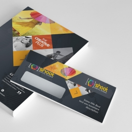 Shoot Studio Commerial Envelope