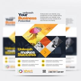 ShootStudio Brand Creative Flyer
