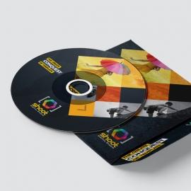 ShootStudio Creative CD Sticker