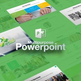 Simess Business Powerpoint Presentation