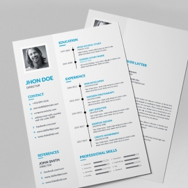 Simple Awesome Resume Design