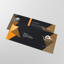 Simple Business Compliment Card