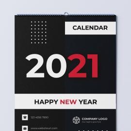 Simple CalendarTemplate
