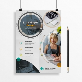 Simple Corporate Flyer