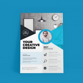 Simple Flyer Template
