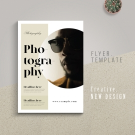 Simple Photography Flyer/Poster