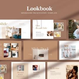 Slide Deck Lookbook Presentation