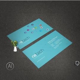Social Media card Template