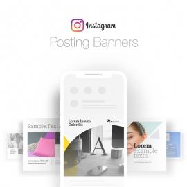 Social Media Instagram Posting Product Promotion Boosting