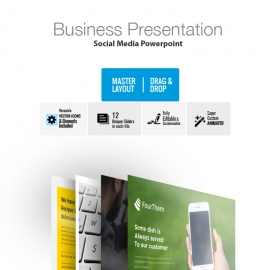 Social Media Powerpoint Presentation