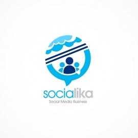 Social Media Studio Logo