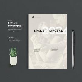 Spade Proposal Template
