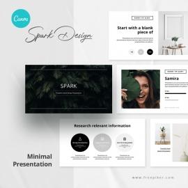 Spark Minimal Presentation