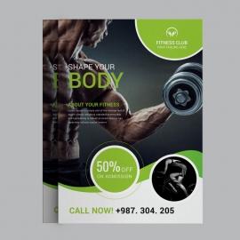 Sport & Fitness Flyer