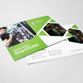 Sport & Fitness PostCard
