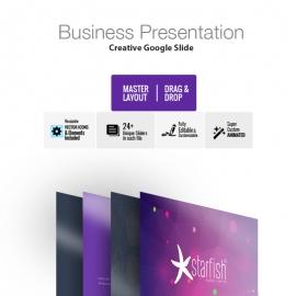 Starfish Google Slide
