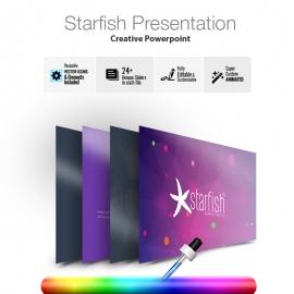 Starfish Keynote Template