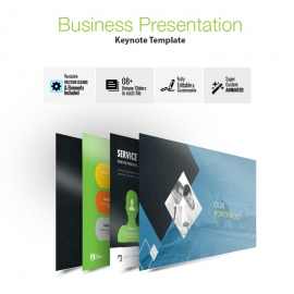 Startup Google Slide Presentation Template