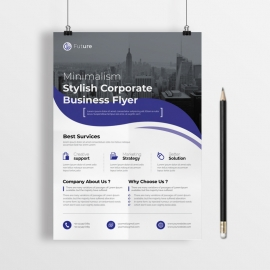 Stylish Business Flyer