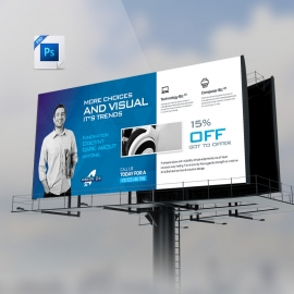 Technology Billboard Banner