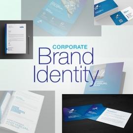 Technology Branding Identity Mega Pack