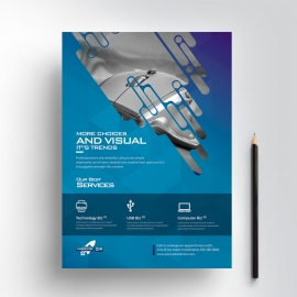 Technology Business Flyer