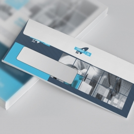 Technology DL Envelope Commercial With Boxs