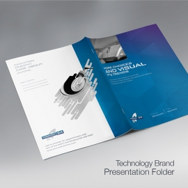 Technology Presentation Folder