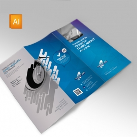 Technology Trifold Brochure