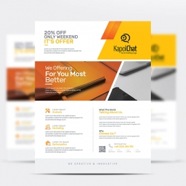 The Corporate Business Flyer