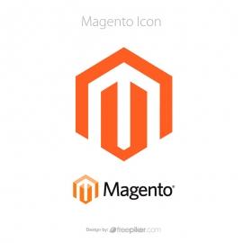 Magento Vector Icon