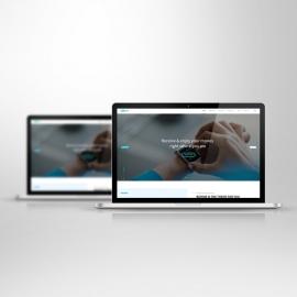 Responsive Screen Laptop Mockup