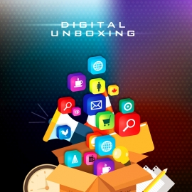 Unboxing Infograpics