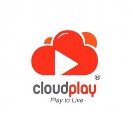 Cloud Play Multimedia Studio Logo