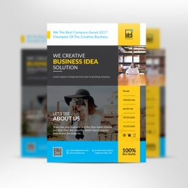Corporate Studio Business Flyer