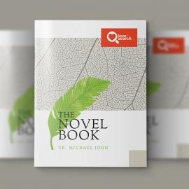 Novel & Book Cover Template