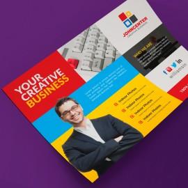 Corporate Landscape Business Flyer