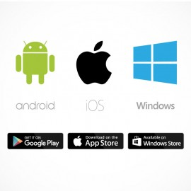 Android iOS & Windows Operating System Icons