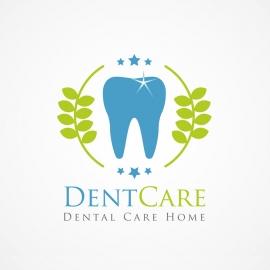 Dental Care Health & Medical Logo