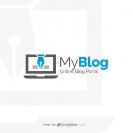 Blog & Newsportal Logo