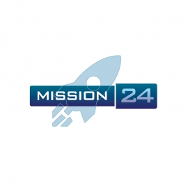Mission 24 Technology & Research Logo