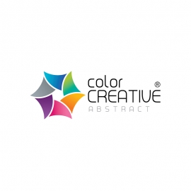 Creative Abstract Colorful Logo