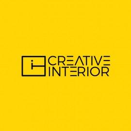 Creative Interior Studio Decoration Business Logo