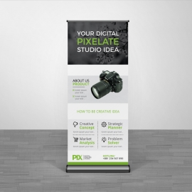 Corporate Studio Business Rollup Banner