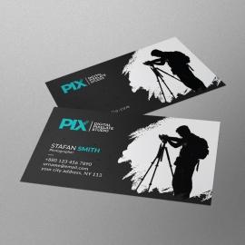 Corporate Studio Business Card