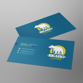 Bearo Business Card