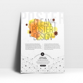Creative Multipurpose Minimal Business Flyer